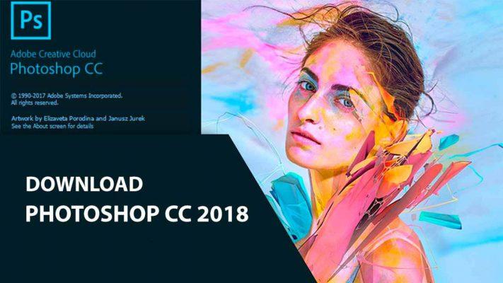 photoshop cc 2018 full crack