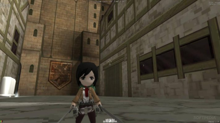 download Attack On Titan Tribute Game
