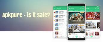 APKPure có thể sử dụng cho cả điện thoại android và trên cả máy tính nhé