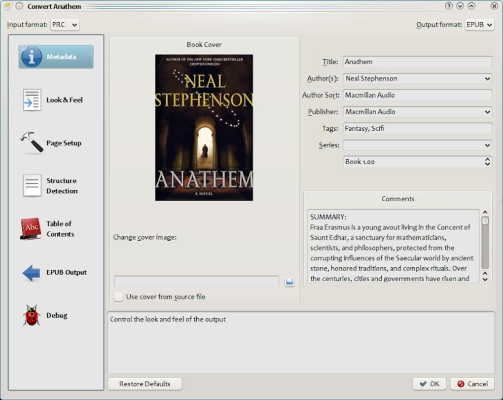 Download phần mềm Calibre - Quản lý ebook, chuyển đổi ebook dễ dàng, nhanh chóng.