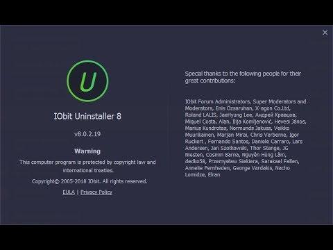 Tính năng chính của phần mềm Iobit Uninstaller