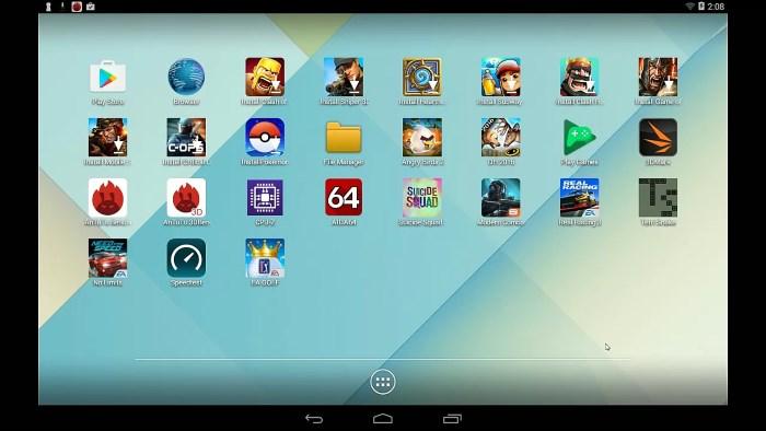 Sử dụng trình giả lập LeapDroid mang nhiều tính năng tiên ích cho người chơi game