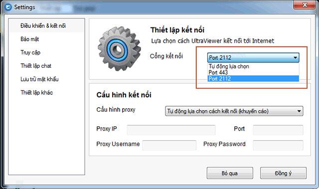 Phần mềm UltraView giúp kết nối các máy tính lại với nhau 1 cách dễ dàng