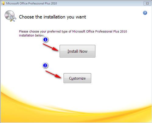 cài đặt microsoft word 2010