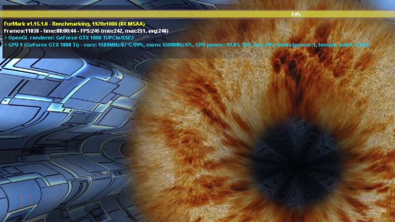 Download Furmark - Phần mềm kiểm tra ổ cứng
