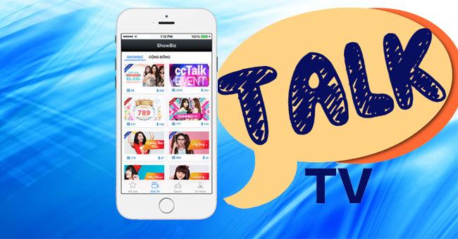 Download Talktv, nghe hát trực tuyến