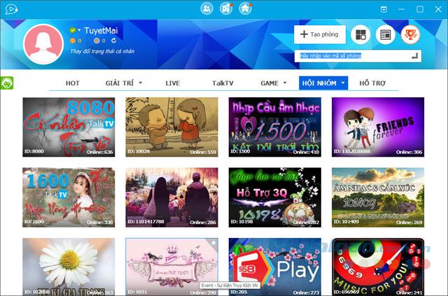 Nhanh tay download TalkTV, đi tìm thần tượng âm nhạc của bạn