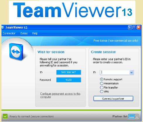 Download cài đặt teamviewer 13 full crack miễn phí