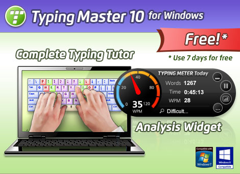 Download và sử dụng typing master phiên bản mới