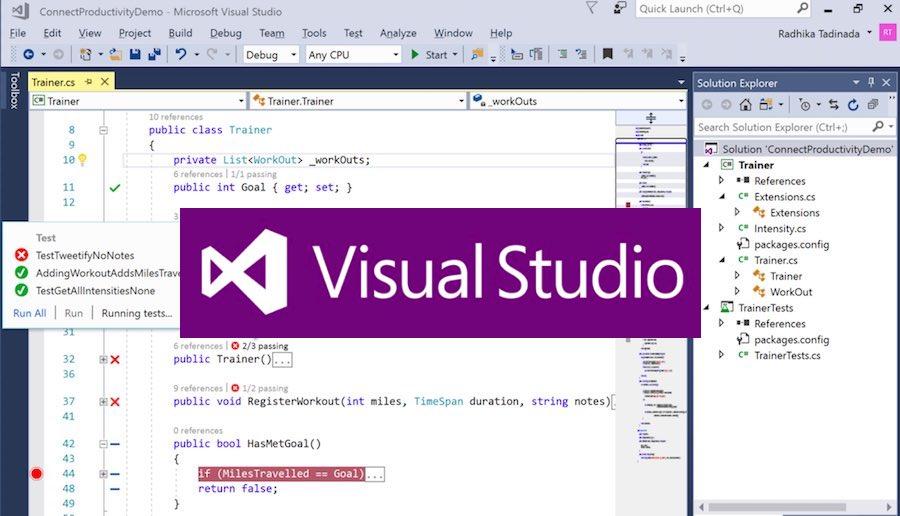 Cài đặt phần mềm visual studio 2017 trên cấu hình yêu cầu nhé
