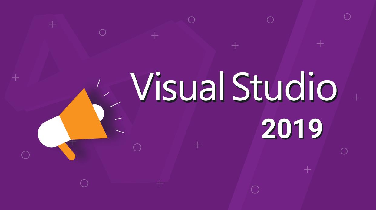 Nhiều phiên bản cập nhập với phần mềm visual studio 2019