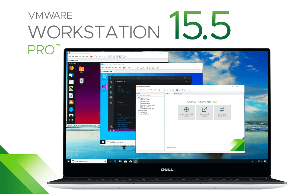 Vmware workstation là gi? Cách tải vmware workstation nhanh chóng.